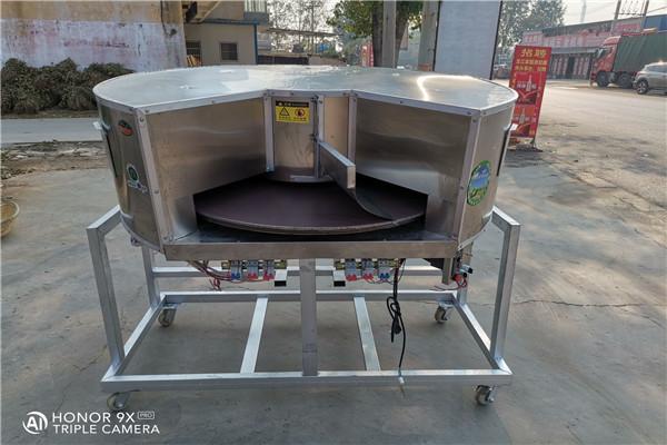 转炉烧饼机
